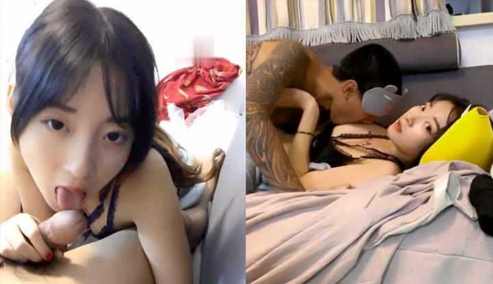 野性纹身漂亮妹子与男友日常啪啪,沙发上抽插呻吟娇喘非常诱人~-ms