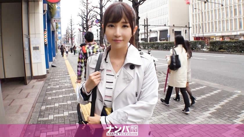 200GANA-1712 マジ軟派、初撮。 39 紗江 21歳 塾講師アルバイト